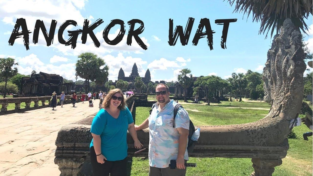 The Incredible Angkor Wat | Siem Reap, Cambodia Travel Vlog