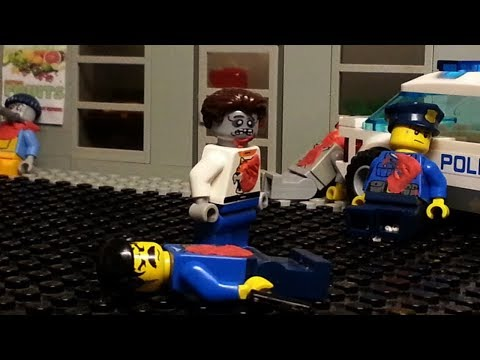 LEGO Zombie Escape the Nightmare : Episode 2