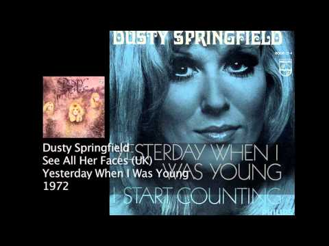 Discography Dusty Springfield