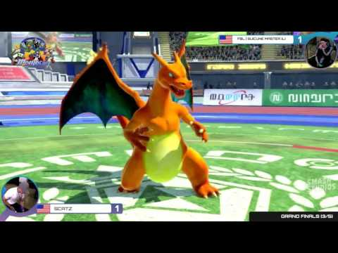 Momocon 2017: FBL | Suicine Master vs Scatz - Grand Finals - Pokken