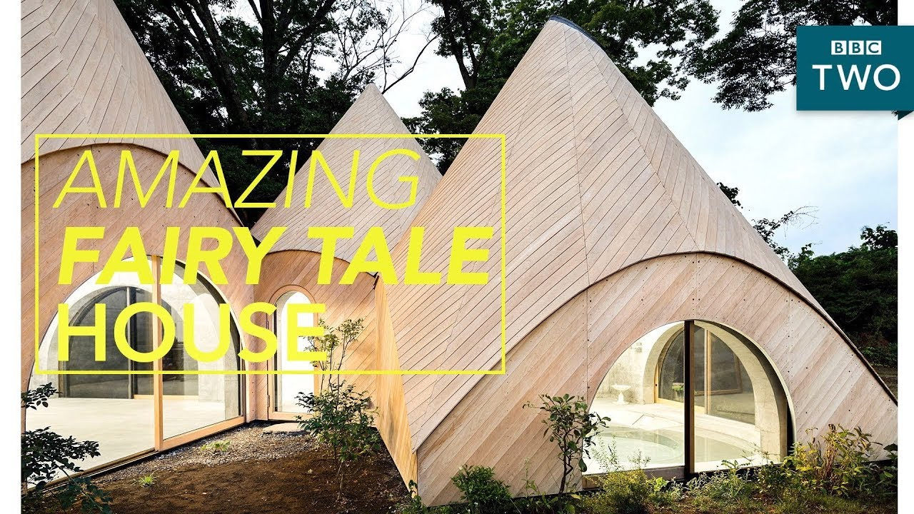 Incredible Japanese fantasy tent-house - Worldu0027s Most Extraordinary Homes - BBC Two & Incredible Japanese fantasy tent-house - Worldu0027s Most Extraordinary ...