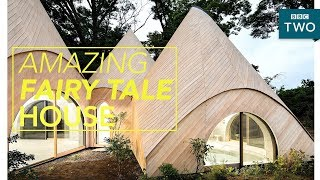 Incredible Japanese fantasy tent-house - World