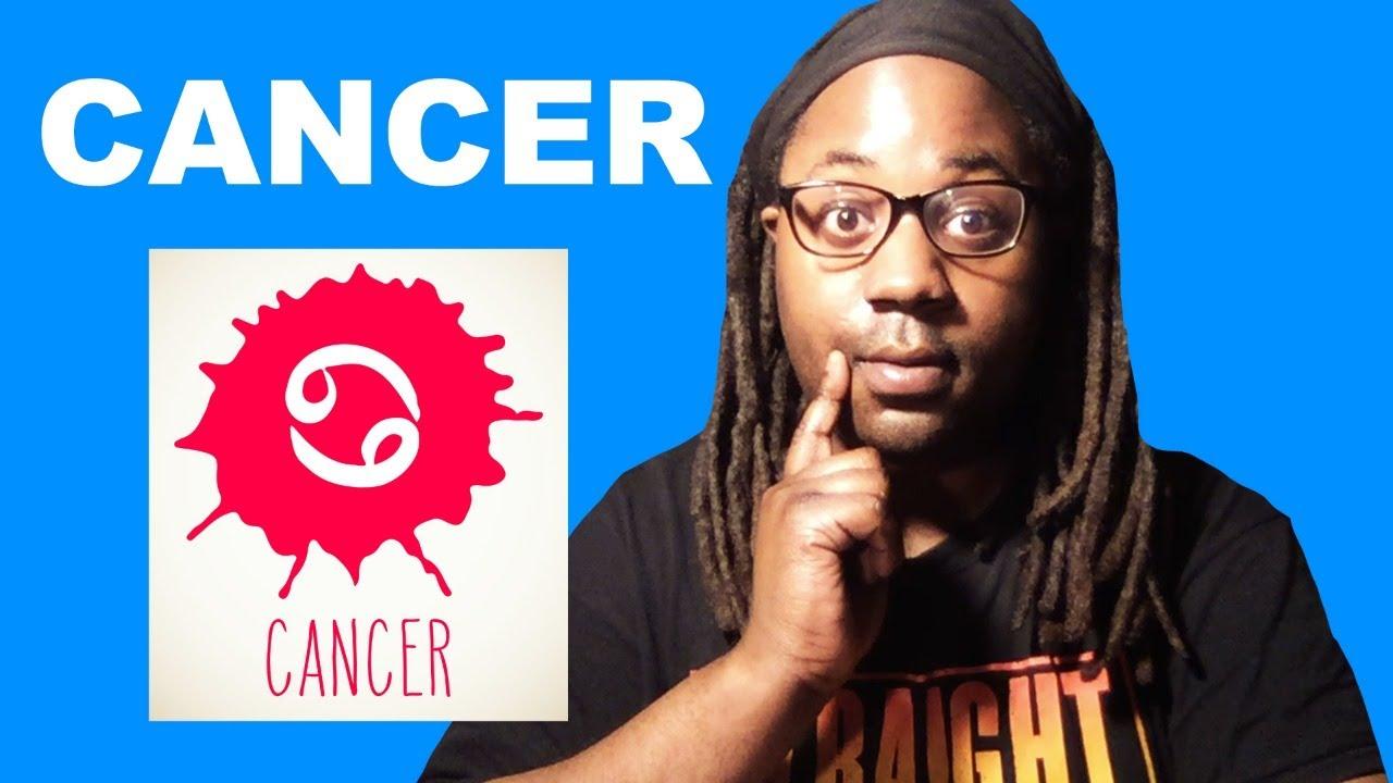 Cancer Zodiac Sign Dark Side (Man and Woman) [Lamarr Townsend Tarot]