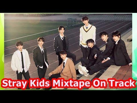 Stray Kids Mixtape On Track