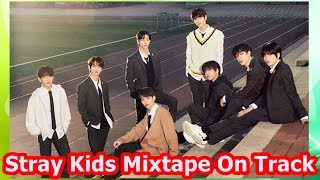 Cover images Stray Kids Mixtape On Track