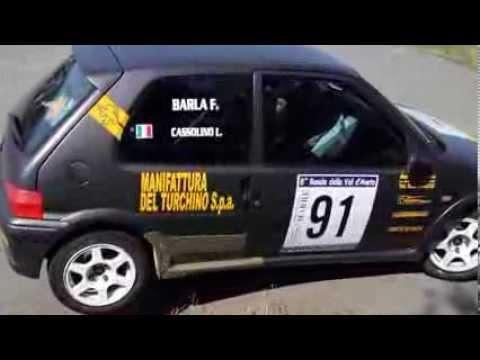 8° Ronde Della  Val d'Aveto: n. 91Cassolino Barla