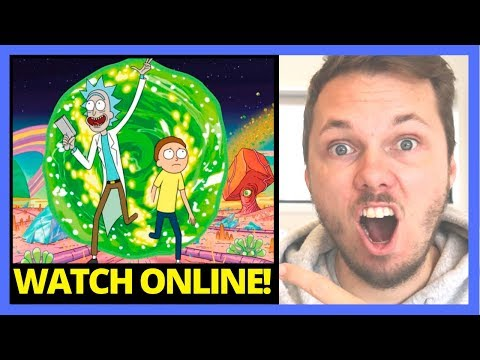 Watch Rick And Morty Online! 😱[HOW TO GUIDE]