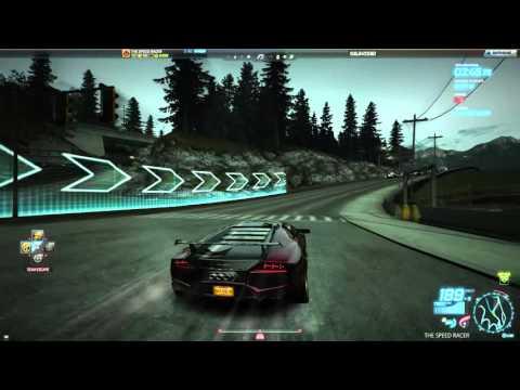 Need for Speed World GamesCom 2011 Trailer