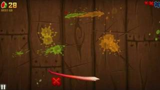 Fruit Ninja HD - PC Gameplay