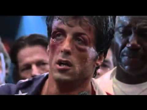 Rocky IV - Discorso Finale  vs Ivan Drago