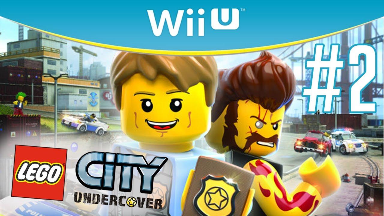 2 zagrajmy w lego city undercover  czyli gta lego