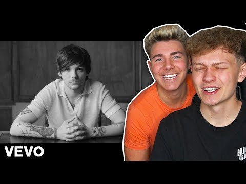 Louis Tomlinson - Two Of Us (Official Video) Reaction
