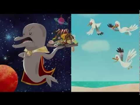 RAP - Bob Esponja Un Heroe Fuera Del Agua
