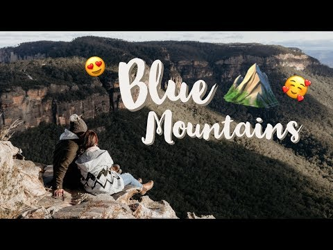 Mike & Sarah Roadtrip Series: Blue Mountains (Day 1 Of 5)