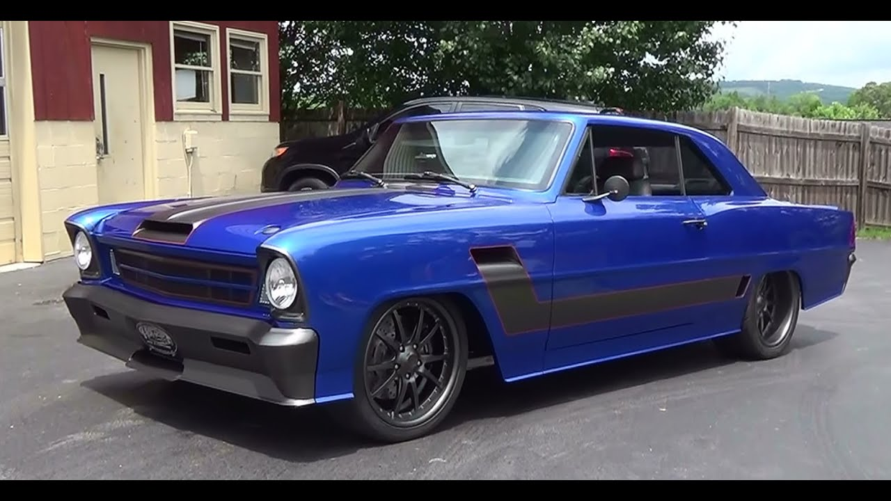 All Chevy chevy 2 : 1966 Chevy II Street Machine