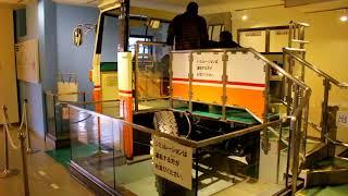 東武博物館 運転シミュレータ 大型バス(日野・RE120)