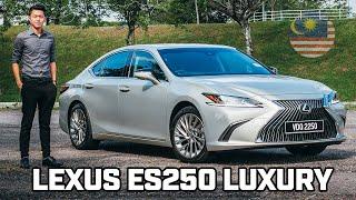 Lexus ES 250 2019 如何以日式服務哲學在 5-Series 和 E-Class 之間殺出一條康莊大道 ? | Lexus Malaysia |