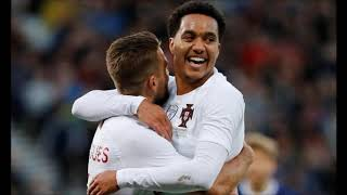 Escócia 1-3 Portugal - Advinha quem?