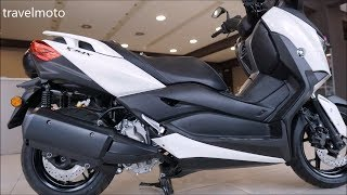 The new 2019 YAMAHA X MAX 300cc