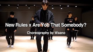 STREET DANCE Choreography by waanoㅣNew Rules x Are You That Somebody?