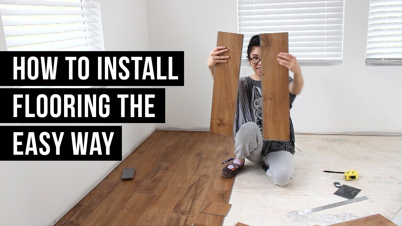 Easiest Type Of Flooring To Install