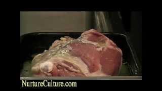 Arni Sto Fourno - Baked Lamb