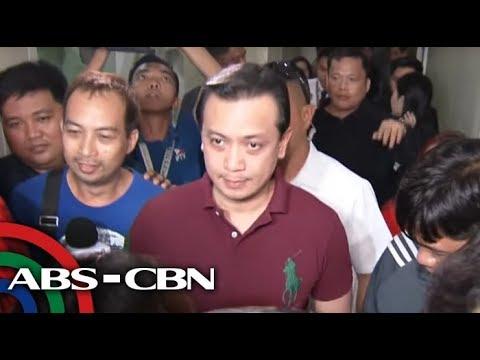 News Patrol: Trillanes, umalma sa warrant of arrest | December 7, 2018