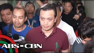 News Patrol: Trillanes, umalma sa warrant of arrest | December 7, 2018