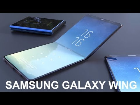 Best of Samsung Wing..  Foldable 4K display.