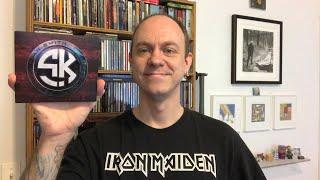 Smith/Kotzen (Iron Maiden, Poison, Mr. Big) - New Album Review & Unboxing