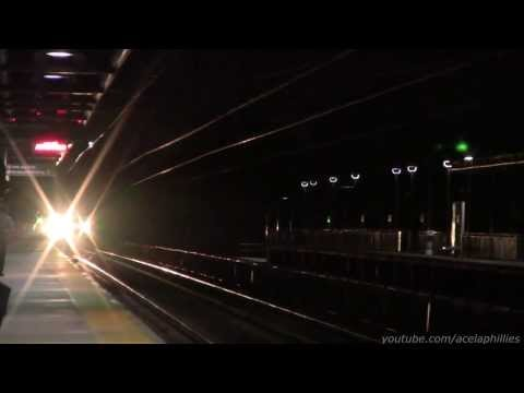 Action at Hamilton Station! ACS-64 Testing, Acela Meet, Amtrak Tie Train, & More!