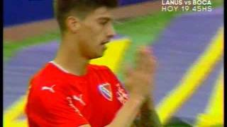 Belgrano 0 Independiente 1 (Relato Hernan Feler)  Torneo Primera Division 2016