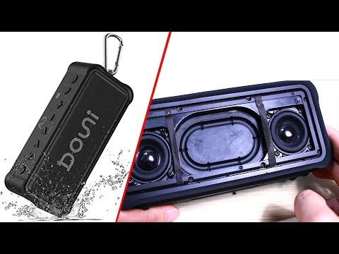 What's inside a Waterproof Bluetooth Speaker?