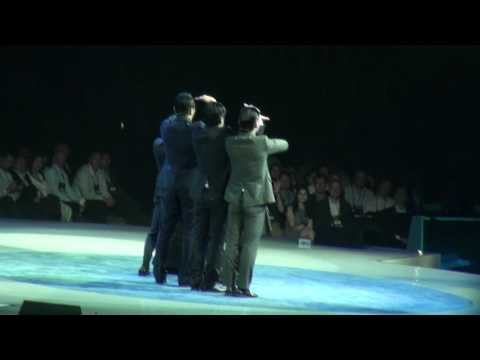 WPC 2011 - Opening act - Keynote: World Order - [Jannie van Aswegen]