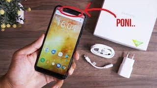 Unboxing Oukitel U18: Satu Lagi Android BERPONI!