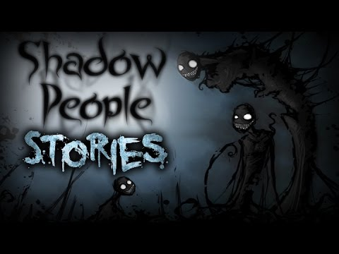 5 Scary SHADOW PEOPLE Horror Stories