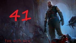 The Witcher Прохождение Серия 41 (Берег озера)