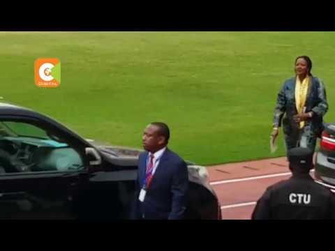 Nairobi Governor-Elect Mike Mbuvi Sonko's...