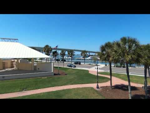 Coachman Park Drone video - Clearwater, FL