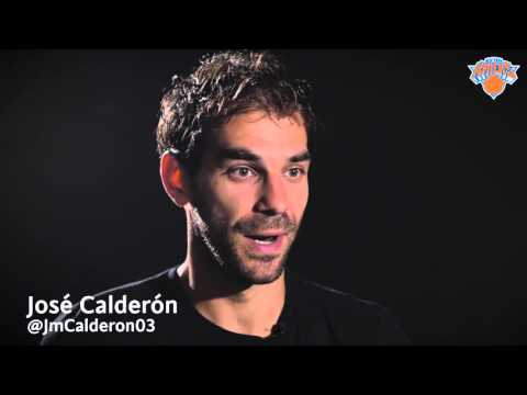 My Number Presented By New York Lottery: Jose Calderon