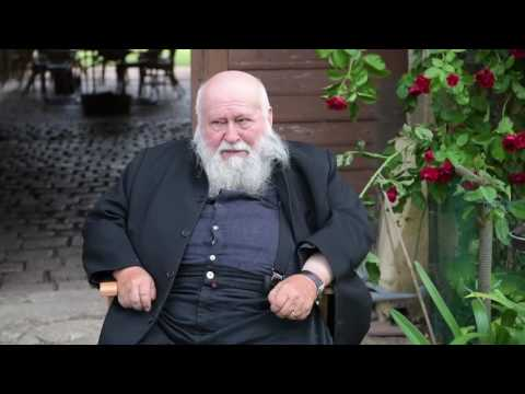 Interview Professor Hermann Nitsch auf Schloss Prinzendorf