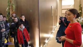 Профориентационная экскурсия в санаторно-курортный комплекс – 17 ноября 2017 г.