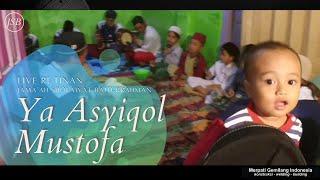 Ya Ashiqol Mustofa Live Rutinan JAMA'AH SHOLAWAT BAITURRAHMAN