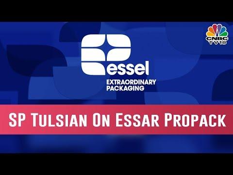 SP Tulsian's View On Essel Propack| Bazaar Open Exchange