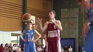 basket u17 thurr doller vs cbk kientzheim le 21 mai 2016 film