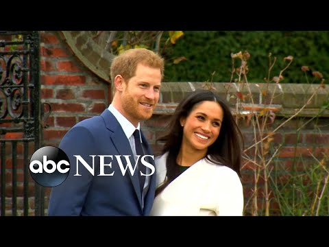 Prince Harry and Meghan Markle to visit the US for a royal tour