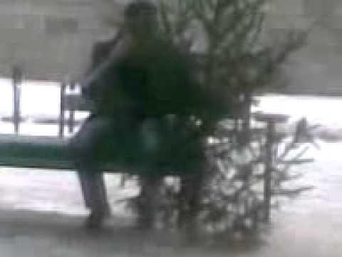 Мукачево. ТЦ ЩОДНЯ Новий рік 2011
