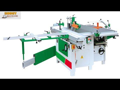 ML394G combine woodworking