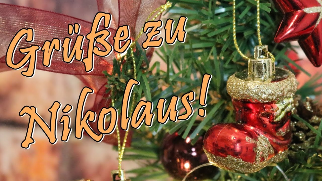 Nikolausgrüße Für Whatsapp Zum Verschicken Schöne Liebe Grüße Zu