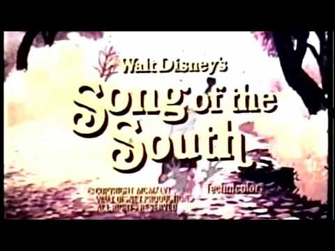 Song of the South ~ Trailer 1972